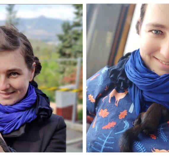 Jak jsem zachraňovala veverčáka Františka. A jak se mu aktuálně daří?
