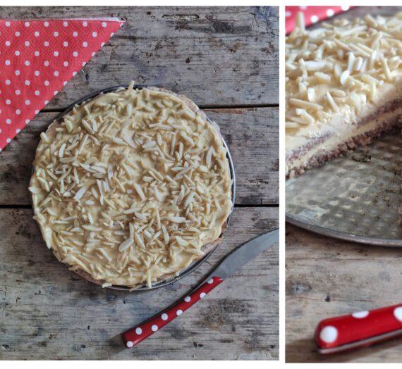 Mandlový bezlepkový dort